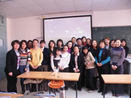 ITA国际汉语教师协会郑州考务中心51期培训学员