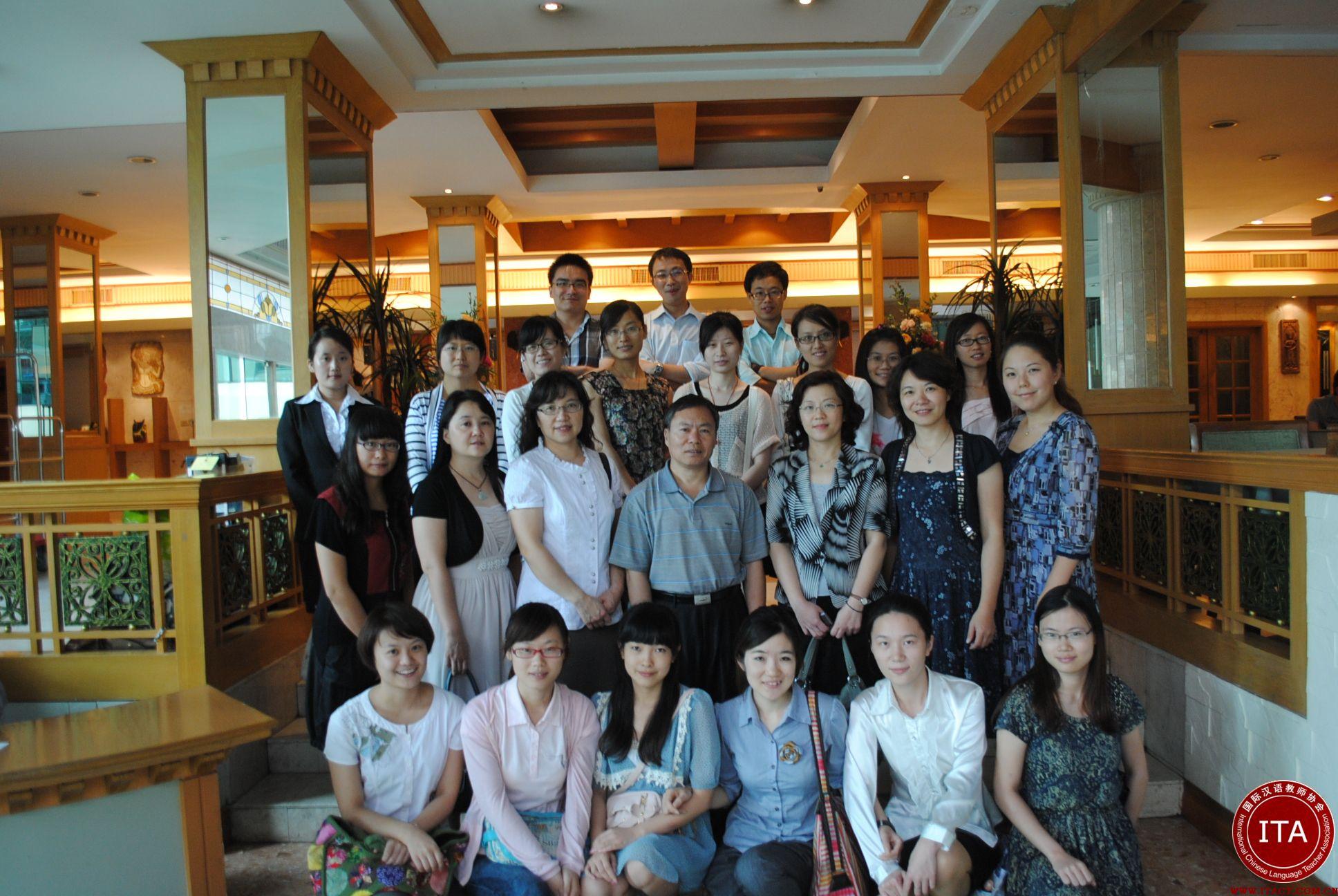 ITA国际汉语教师在新加坡