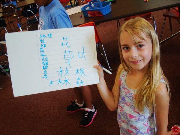 ITA国际汉语教师协会对外汉语教师培训实景