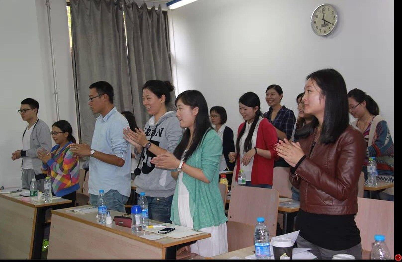 ITA国际汉语教师协会学员在马来西亚培训