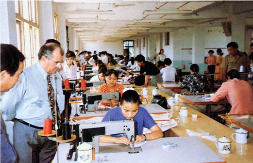 ITA国际汉语教师协会出国劳务输出