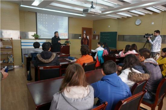 ITA国际汉语教师协会冬令营活动