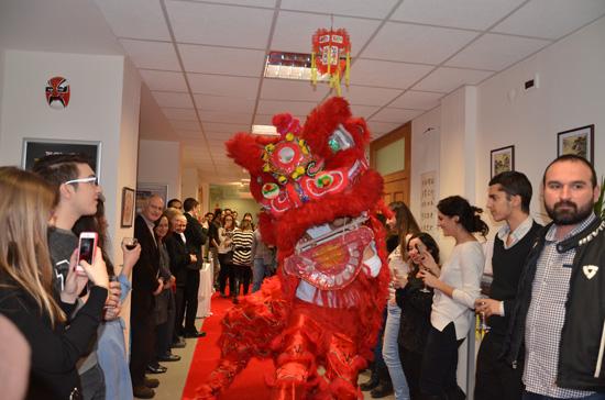 土耳其海峡大学孔子学院举办春节庆祝系列活动