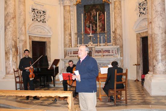 意大利比萨孔子学院举办古典音乐会