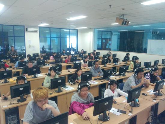 马来西亚商务部成功举办首次汉语水平网络考试