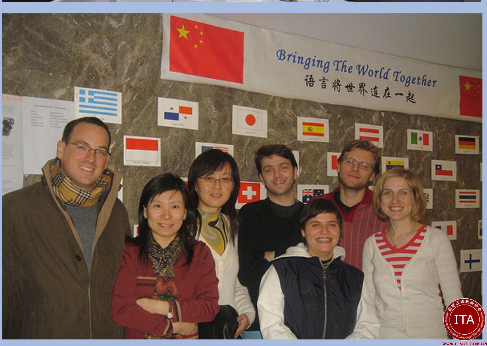 """对外汉语教师志愿者""""门槛""""2014年比往年更高"""