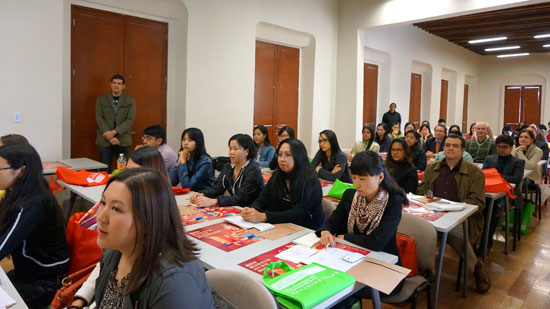 墨西哥汉语文化推广中心举办第五届汉语教师培训