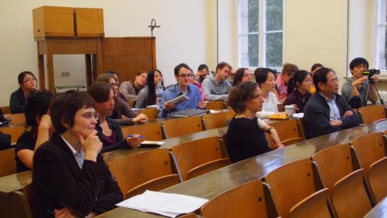 纽伦堡汉语文化推广中心举办中国文学作品德译报告会