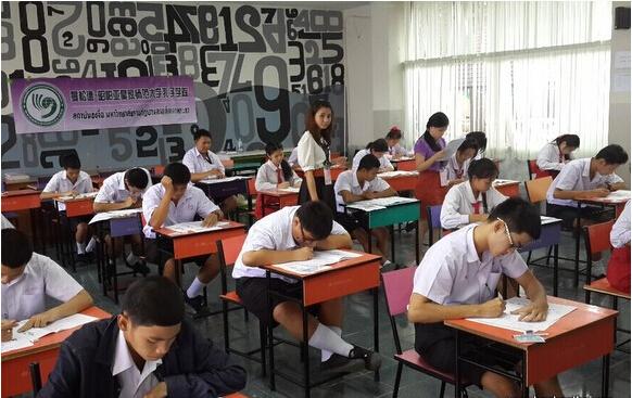 曼松德汉语培训推广中心新分考点加入年度第七次汉语水平能力考试