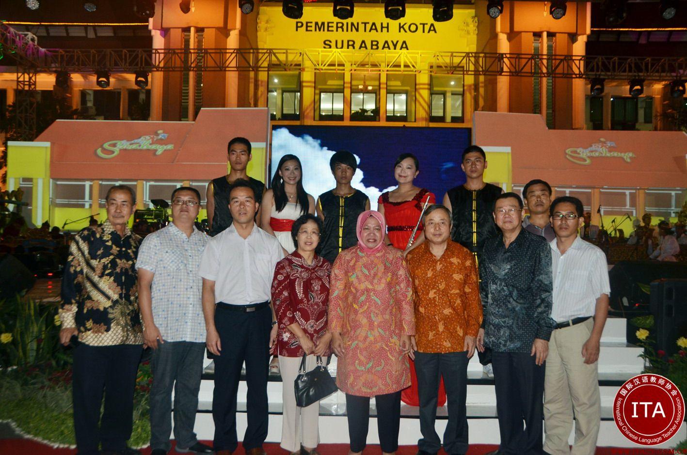 印尼国际中文学校联合会吁关注汉语教育发展课题