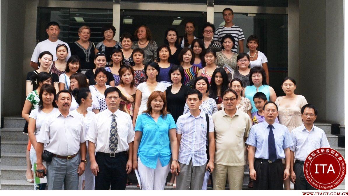 45名海外汉语教师赴广州参加汉语教师岗前培训