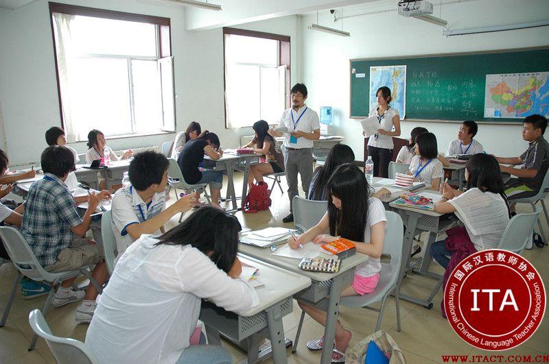ITA国际汉语教师协会河南考生王磊鹏赴日本任教