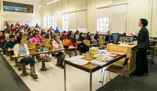 华盛顿州对外汉语培训中心举办汉语教学研讨会