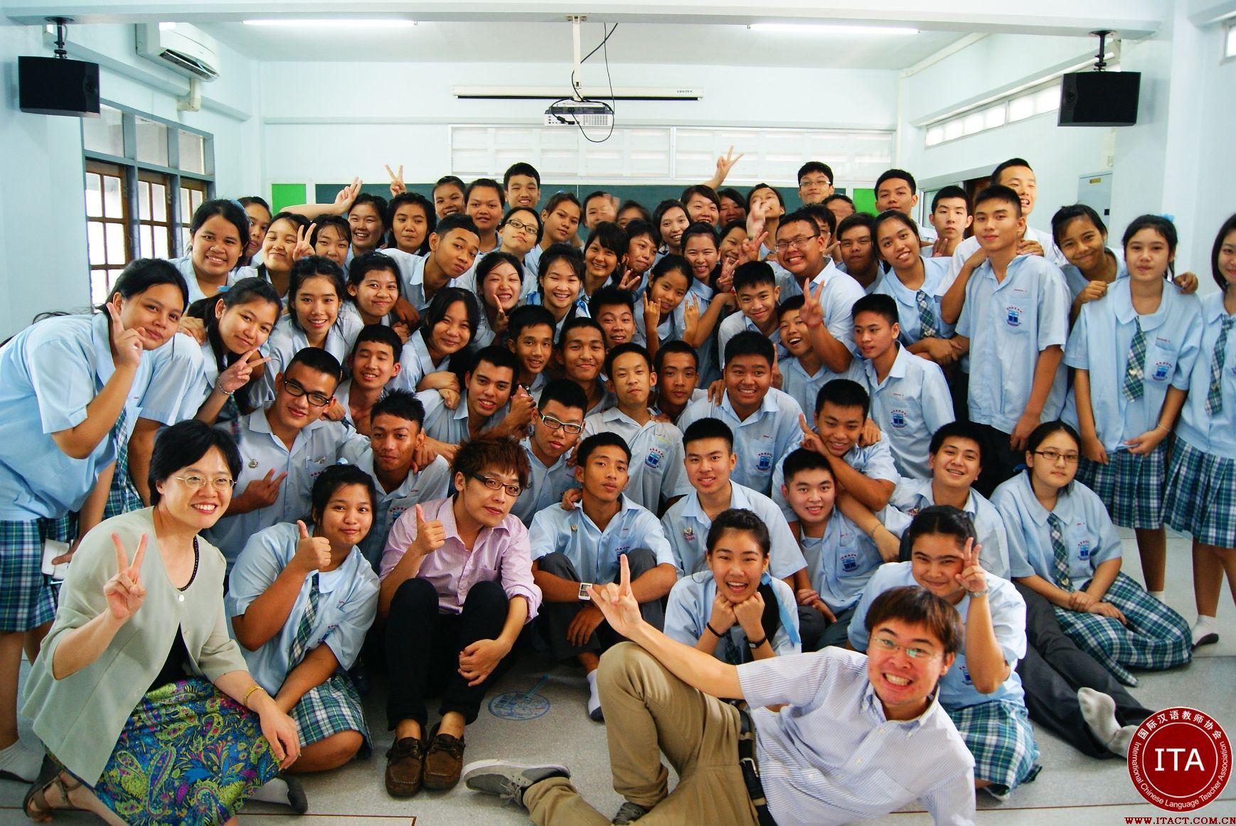 泰国曼谷国际学校急招国际汉语教师