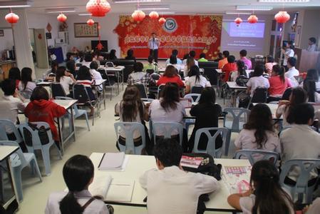 泰南宋卡王子大学汉语文化推广中心举办新汉语考试