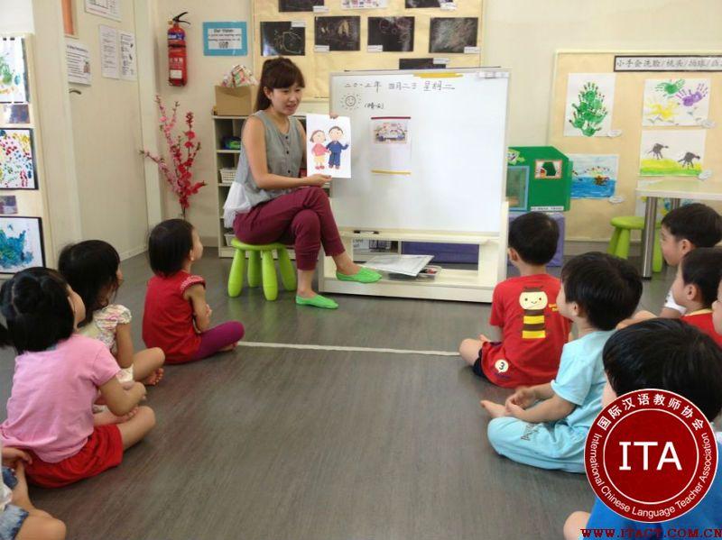 新加坡幼儿园招聘幼儿老师(急,SP)