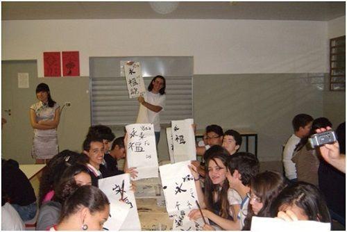 巴西圣保罗孔子学院合作学校对外汉语教师招聘