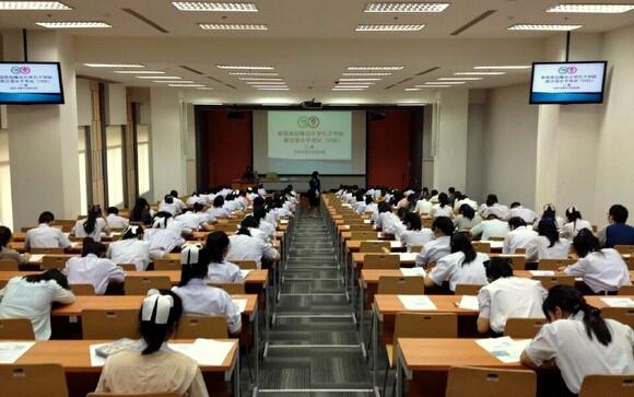泰国朱拉隆功大学2014年汉语考试工作顺利结束
