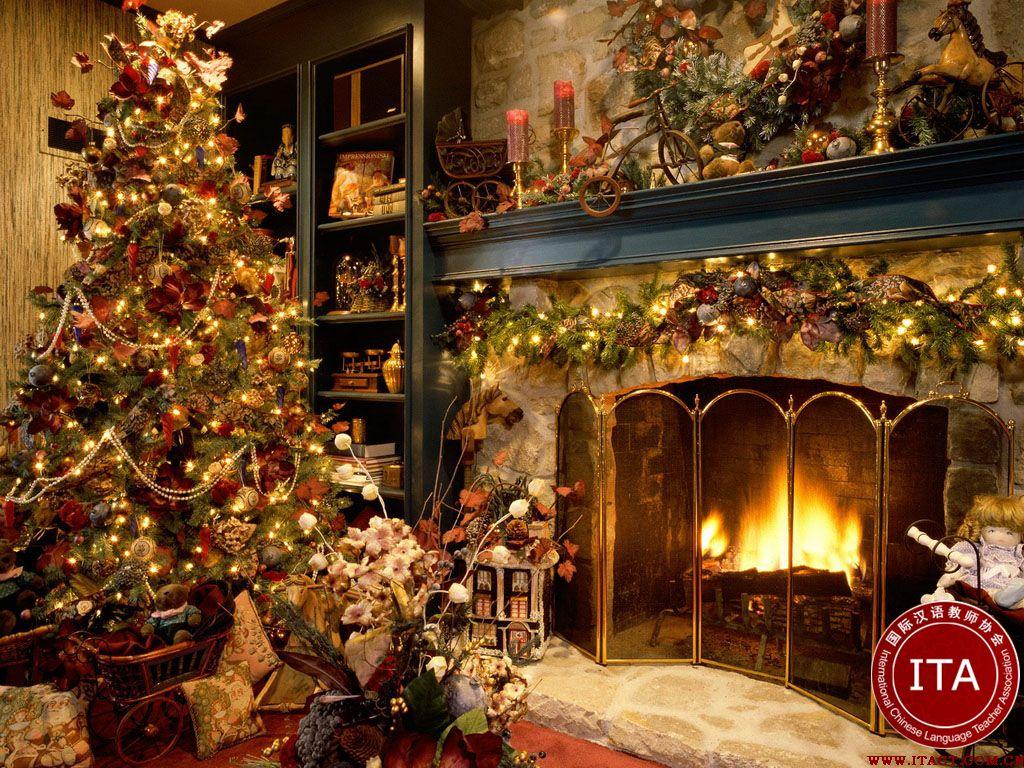 圣诞节的由来及西方各国习俗