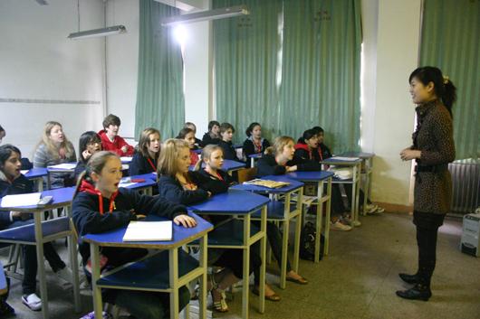 """葡萄牙汉语教师分享对外汉语教学经:浅谈""""读""""的教学"""