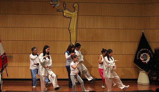 秘鲁圣玛丽亚天主教大学孔子学院开办中华文化暑假班
