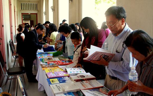 """朱大孔院举办对外汉语教学""""边读边写教学法""""理念与实践座谈会"""