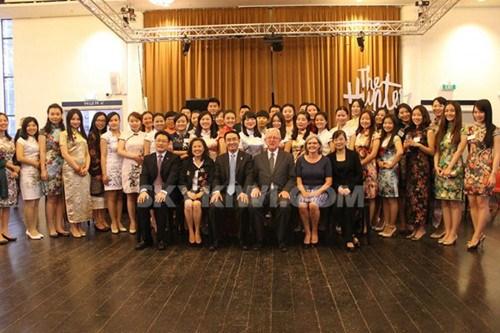 38名国际汉语教师赴惠灵顿维多利亚大学教授汉语