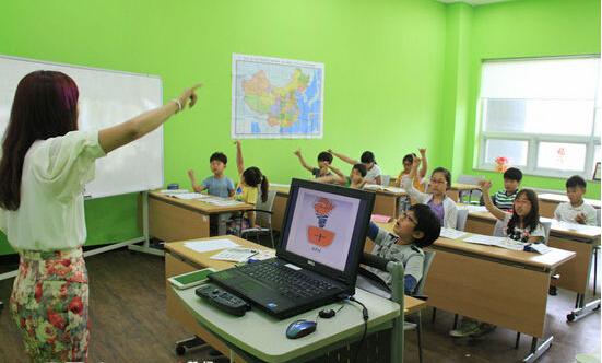 韩国对外汉语教师招聘