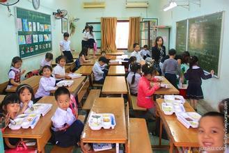 越南胡志明市一家国际中学,招聘汉语教师6名