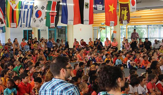 突尼斯汉语教学点参加第22届斯法克斯国际儿童书展
