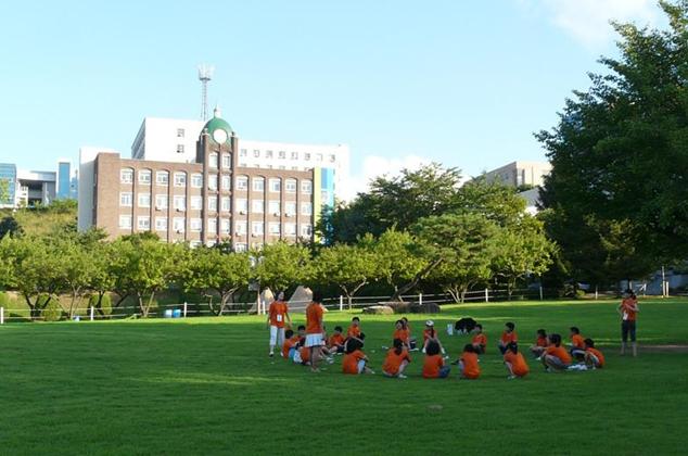 韩大学用汉语授课 称中国学生韩语差跟不上进度