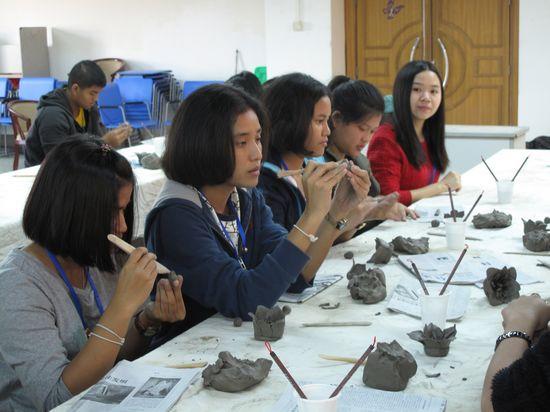 60名泰籍华裔青少年在渝顺利结束中文学习