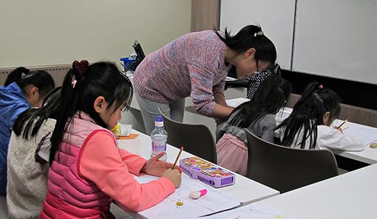 英国谢菲尔德大学孔子学院开设汉语数学班