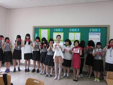 外媒:韩国掀起学习汉语热 汉语补习班红遍全国