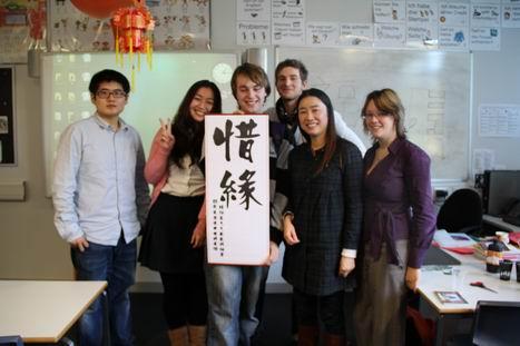 2015年8月5日ITA国际汉语教师协会丁隆玉赴英国任教