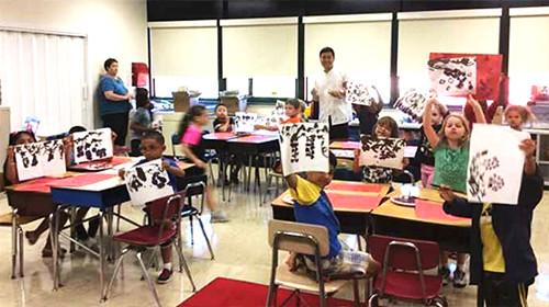 美国阿尔弗莱德大学孔院办汉语与中华文化夏令营