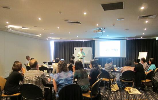澳大利亚昆士兰科技大学孔院在凯恩斯举办汉语教师培训
