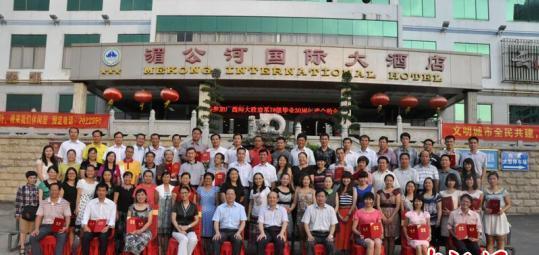 广西2015年外派191名教师 赴42所华校任教