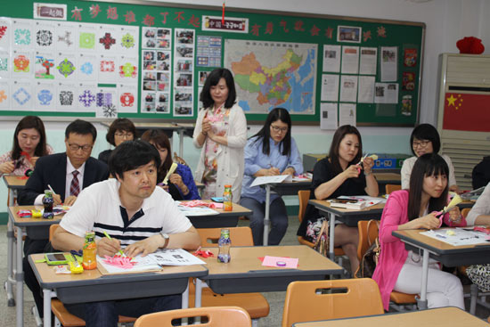 韩国全罗北道益山市急聘汉语教师一名,月工资150万韩元