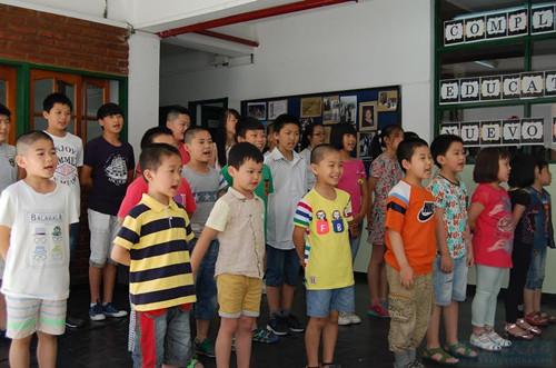 阿根廷中西双语学校举行结业典礼 中国文化获关注