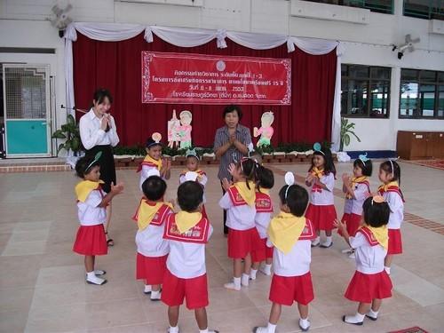 明天就上班,工资25000泰铢/月,一周十几节课而已,包工作证和签证,不包住宿,但会帮忙找好的廉价住宿,每年还包一次往返中国的机票,学校在sumutsonkam府(离曼谷1个半小时),是府上最大的政府学校。很急,有意向的老师尽快联系   地址在BTS    Sapan Tak Sin 附近 幼儿园老师,提供签证,每周课时不超过20节,月薪26000泰铢,不包住宿。17号入职。要求女生,泰语流利,最好有教学经验。