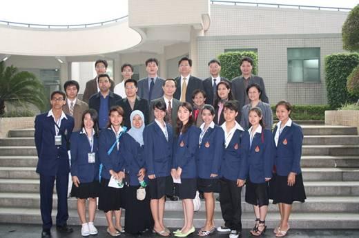 泰宋卡王子大学留学生到江苏交流 进行汉语学习
