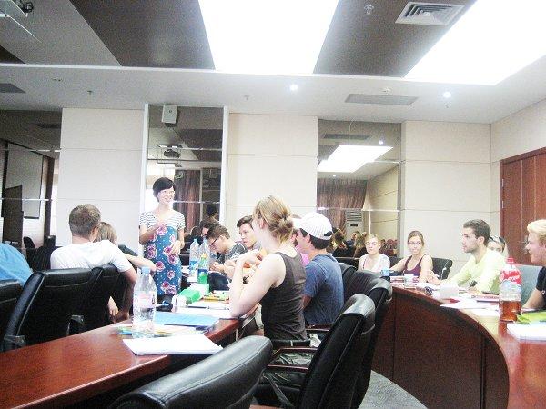 德国柏林一家语言学校国际汉语教师招聘