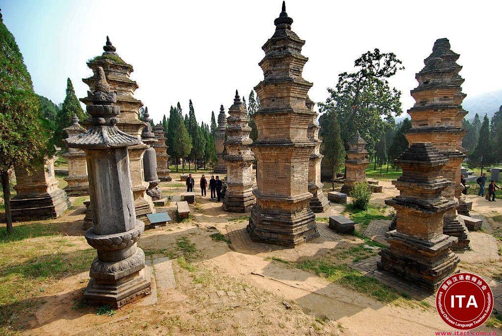 千年古刹——少林寺